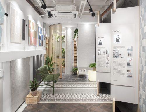 猶如畫廊般的建材商店 美如藝術品的磁磚 – DESIGNIDK – 新浪香港