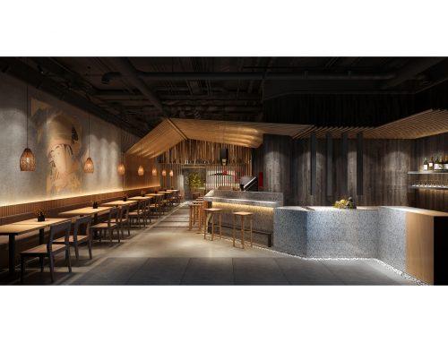 日本餐廳 2020